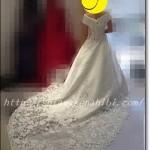 結婚式の衣装合わせ2回目&ドレスの着用時間は・・